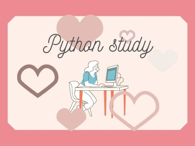 Python study