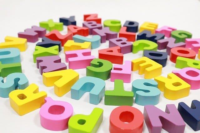 小文字→大文字に変換